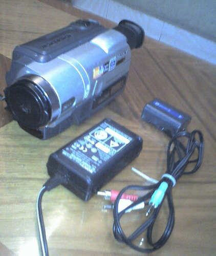 camara video sony handycam