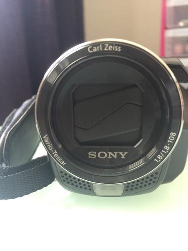 camara video sony handycam