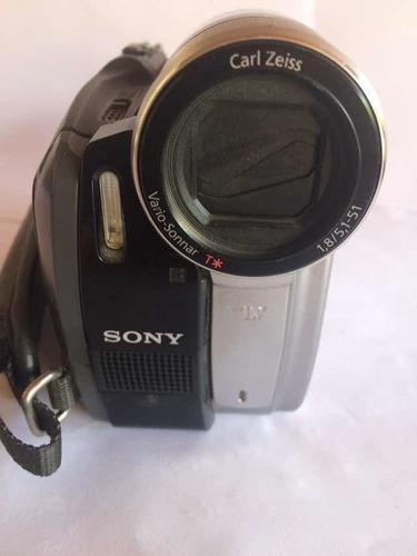 camara video sony handycam dcr-hc96 excelente y funcionando