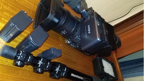 cámara vídeo sony hdv fx1