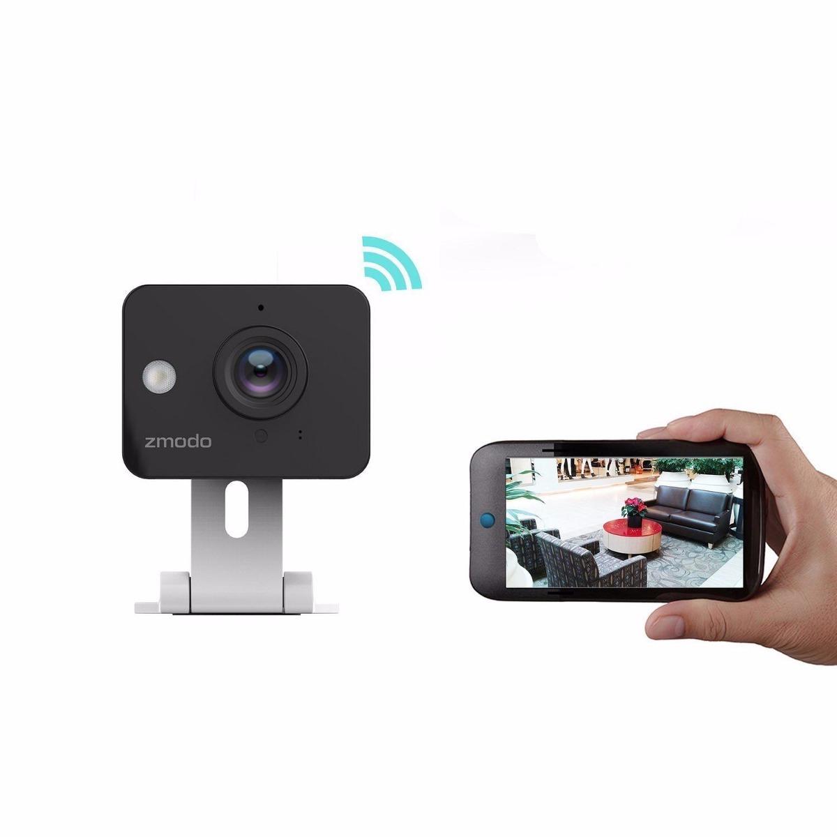 Camara Vigilancia Zmodo Android Iphone 720p Nocturna Wifi