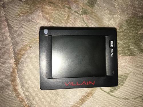 cámara villain monster