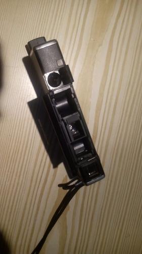 cámara vintage minolta autopak 450e con flash funcional