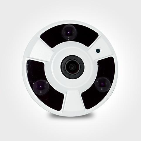 camara vision 360º v-supra ahddxh-01 / 2.mp lente 1.8mm