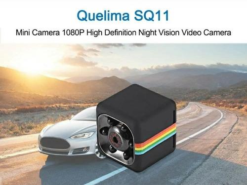 cámara visión nocturna 1080p/seguridad/sq11 al mayor 10$