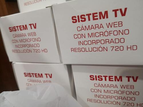 camara web 72 hd micrófono incorporado articulo disponible