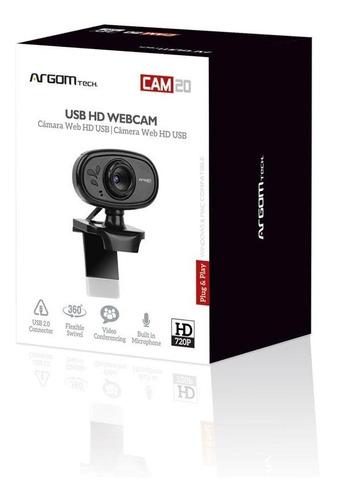 camara web 720 hd micrófono incorporado argom precio inc iva