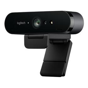 Cámara Web Brio 4k Logitech Pro