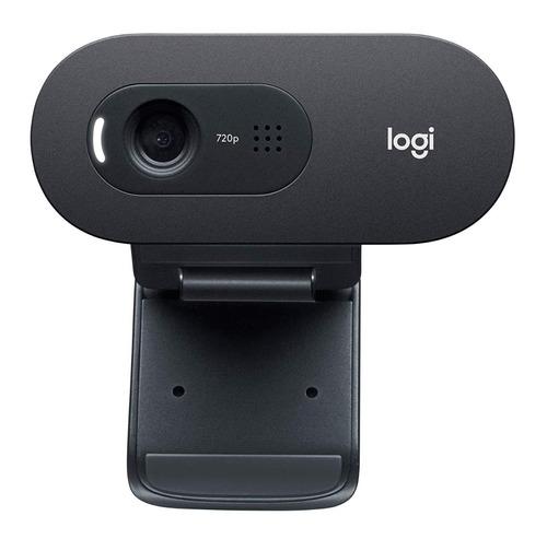 cámara web c270 hd, de 720 p, color negro, negro paquete de