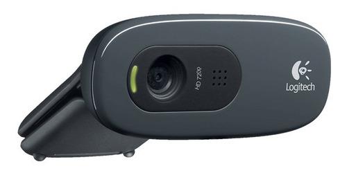 camara web cam logitech  c 270 hd 720p