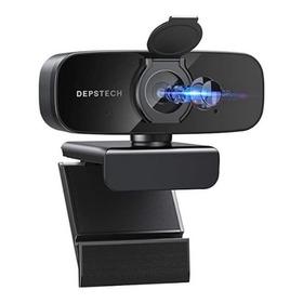 Cámara Web Con Micrófono, Depstech 1080p