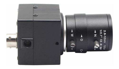 cámara web de 8 megapíxeles con sensor de imagen sony imx