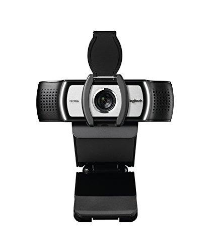 cámara web de video hd logitech c930e 1080p: vista ampliada