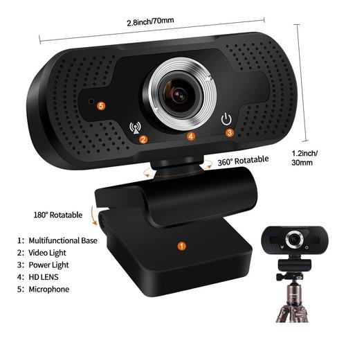 camara web - full hd 1920*1080p vídeo y micrófono