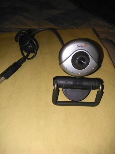 cámara web genius