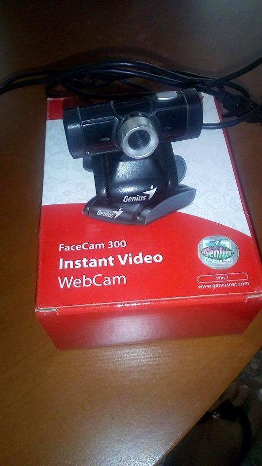 CAMARA WEB GENIUS FACECAM 300 WINDOWS 8.1 DRIVER