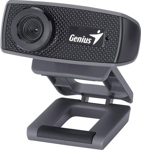 camara web genius facecam 1000x hd 720 usb zoom microfono