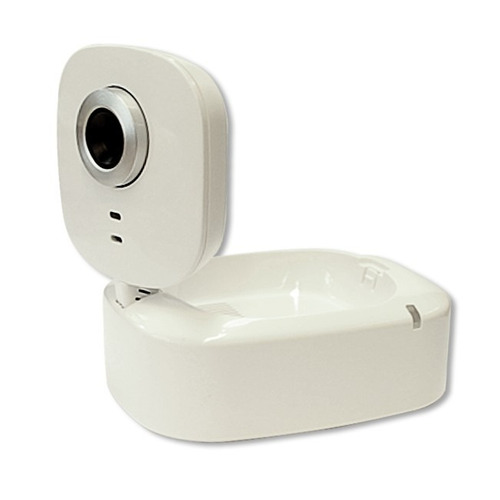 camara web genius seguridad wifi hd inalambrica - districomp