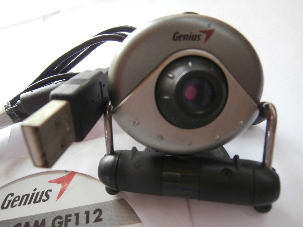 GENIUS WEBCAM GF112 64BIT DRIVER DOWNLOAD