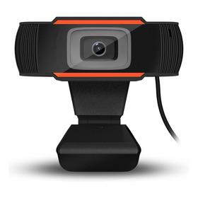 Cámara Web Hd 720p Con Micrófono Incorporado