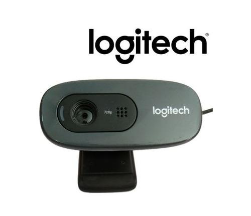 camara web hd logitech c270 de 3 megapixeles