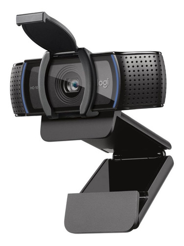 cámara web hd logitech c920s