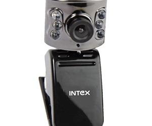 cámara web intex it-306wc vision nocturna usb