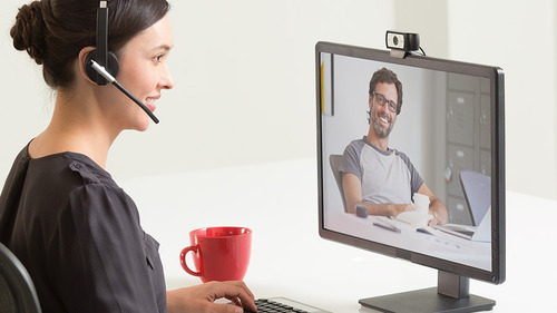 camara web logitech c930 hd 1080p usb empresarial autoenfoqu