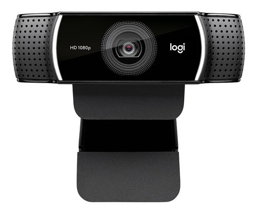 camara web logitech webcam c922 pro stream full hd 1080p