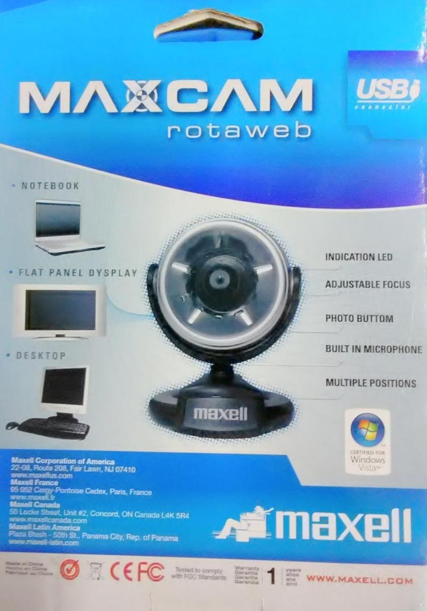 MAXELL MAXCAM ROTAWEB WINDOWS 8.1 DRIVER DOWNLOAD
