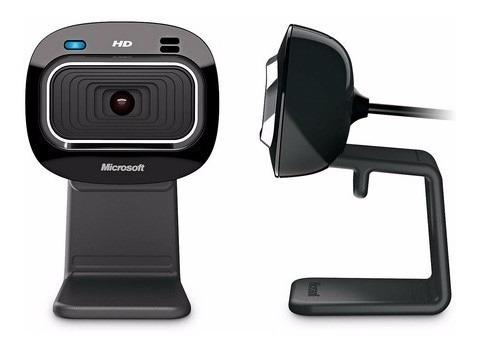 camara web microsoft life cam t4h-00002 hd-3000 720p 3mp mic