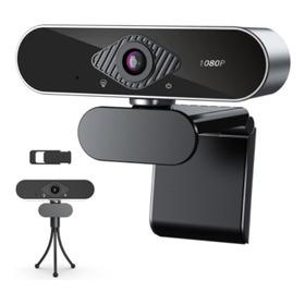 Cámara Web Pro Web Cam Hd 1080p Con Micrófono Usb Videollama
