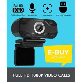 Camara Web Webcam 1080 P Full Hd Tarjetas D Credito X Mayor