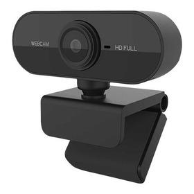 Camara Web Webcam Full Hd Con Micrófono Integrado Usb 2.0