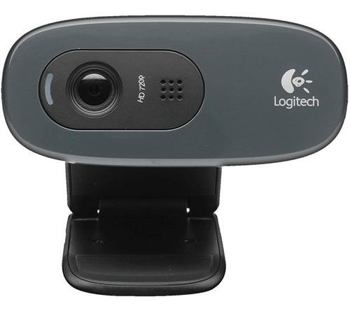 camara web webcam hd logitech c270 microfono diginet