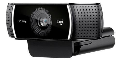 camara web webcam logitech c922 pro stream gamer tripode