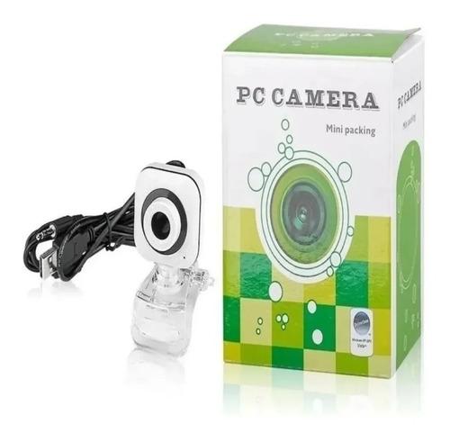 camara web webcam usb pc windows 640 x 480 mic zoom skype