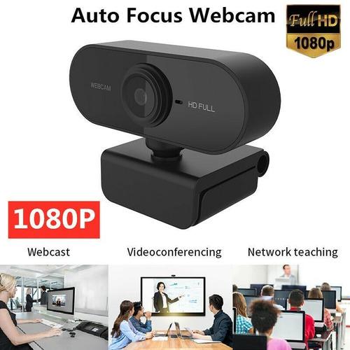 camara webcam full hd 1080p computador videoconferencia