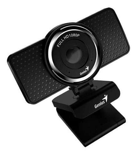 camara webcam genius full hd 1080p 360º mic digital 2mp ecam
