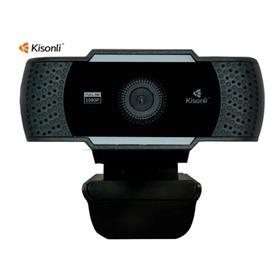 Camara Webcam Kisonli Full Hd Resolución Real 1080p Webcamx