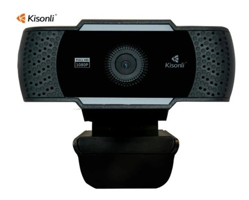 camara webcam kisonli full hd resolución real 1080p webcamx
