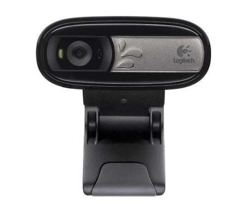 camara webcam logitech c170 vga 5mp con microfono