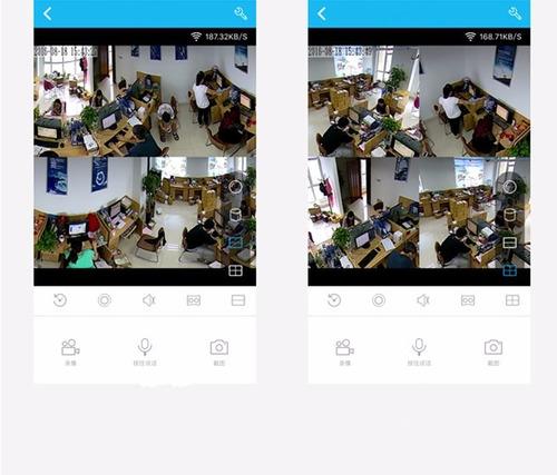 camara wifi 360 grado panoramica vr 3d 1.3 mp 360° seguridad