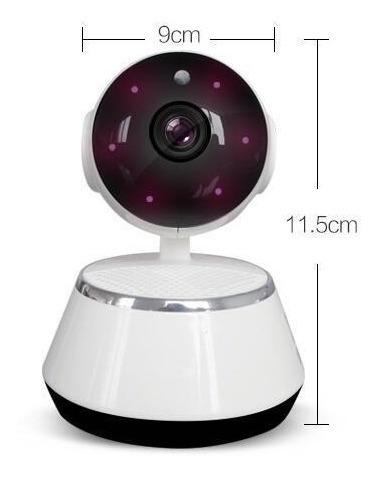 camara wifi giratoria graba escucha y mira desde tu celular