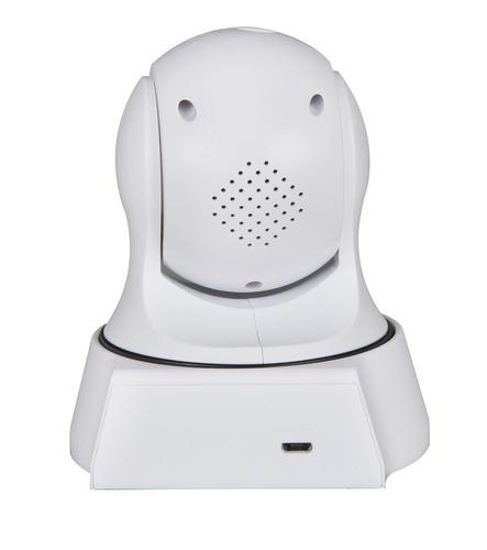 cámara  wifi panorámica 360° de seguridad yolo gecko