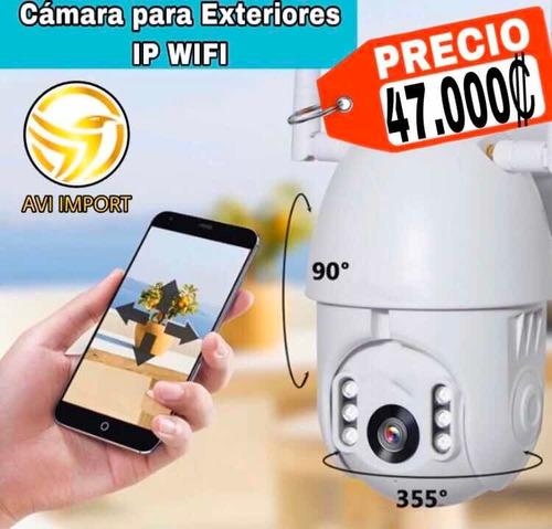 cámara wifi para exteriores resistente agua/polvo/v nocturna