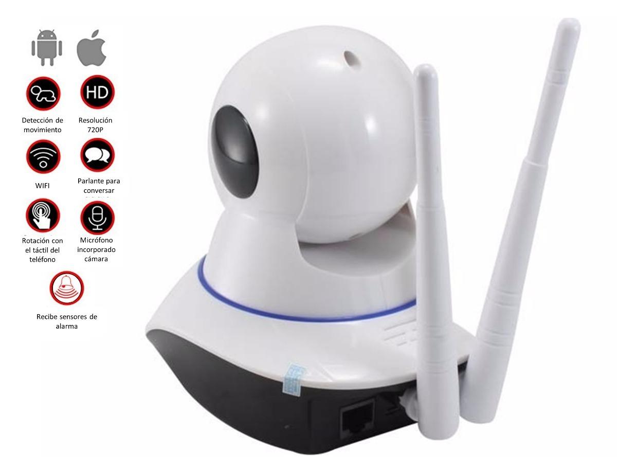a0afc3e3d17 Cámara Wifi Robotica Ip
