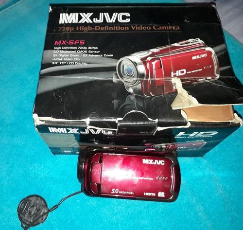 camara y grabadora marca jvc