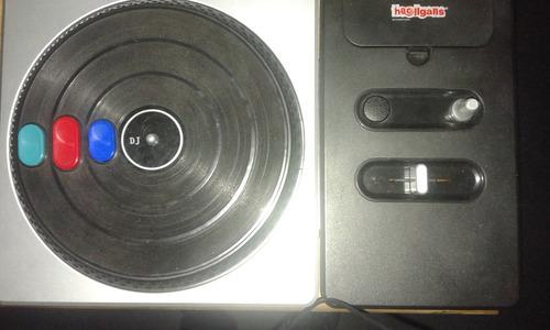 camara y mando move 2 microfonos y bandeja de dj para play 3