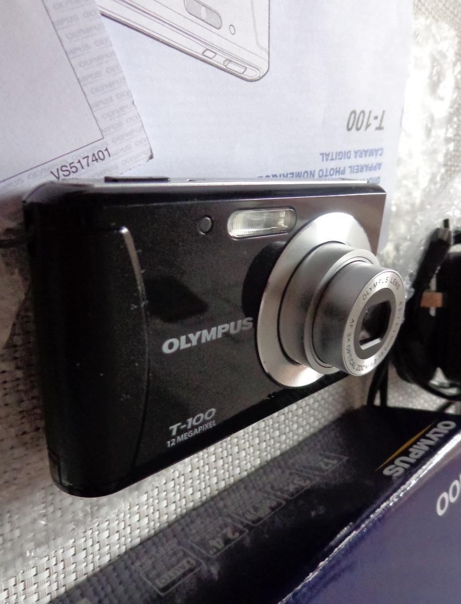 camara digital olympus mod t 100 12mp c manual t memo y bate rh articulo mercadolibre com mx Percy Jackson Olympus Mt. Olympus